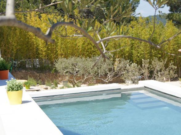 vakantie Provence villa huren aan de Ventoux met privé zwembad