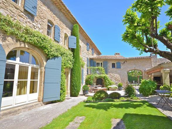 luxe vakantiehuis huren in de Provence, Luberon