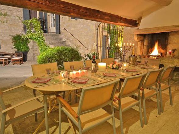 luxueuze vakantiewoning huren met privé zwembad aan de voet van de Mont Ventoux