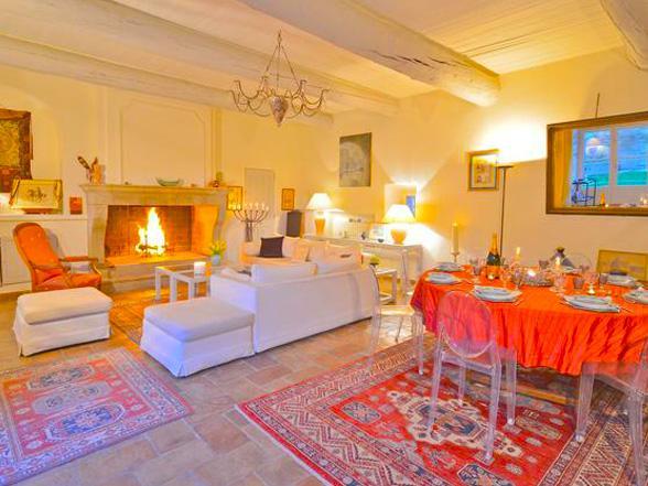 vakantiehuis huren voor 10 personen in de Provence, Luberon