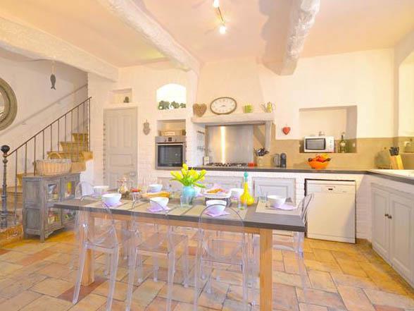 villa te huur in de Luberon, Provence voor 10 personen met privé zwembad