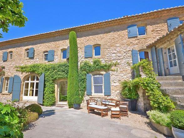 grote mas huren in de Provence, Luberon, vakantie