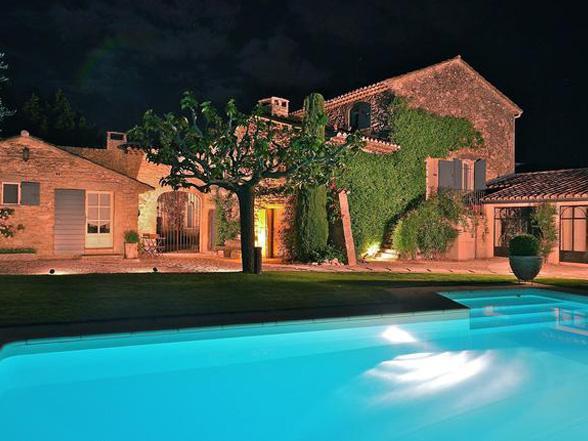 luxe villa, vakantiehuis voor 10 personen in het zuiden van Frankrijk huren