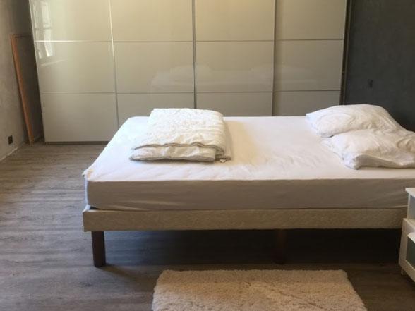 in 2020 vernieuwde slaapkamer