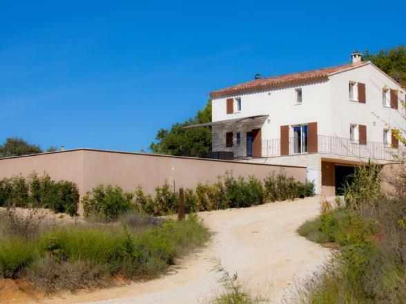 mooie vakantiewoning temidden de natuur huren in de Provence, Luberon
