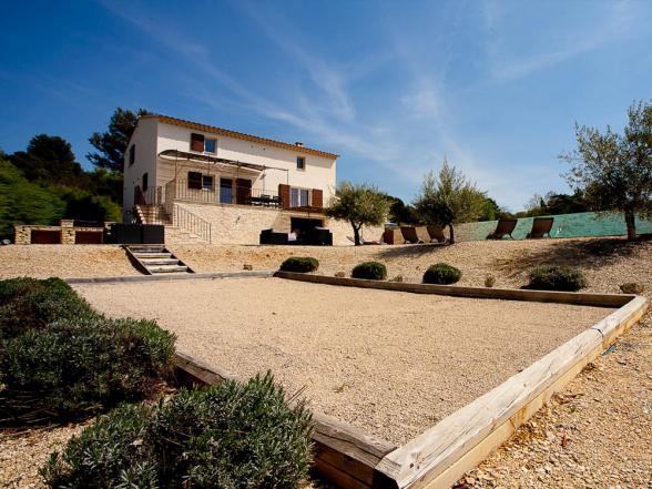 luxe villa huren in de Luberon, Provence