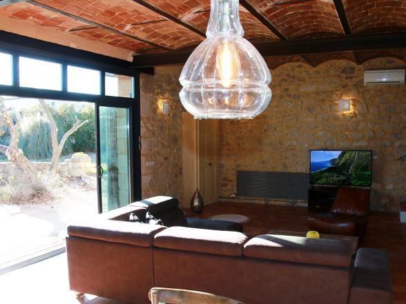 vakantiehuis huren voor 8 personen met  zwembad in Uzès, Gard