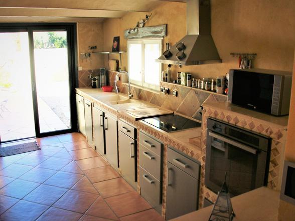 vakantie Provence villa huren in Uzès, Pont du Gard, met privé zwembad