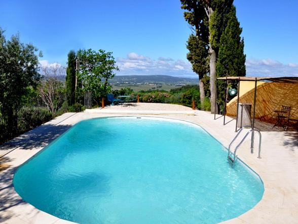 ruime vakantievilla in de Provence, het zuiden van Frankrijk huren