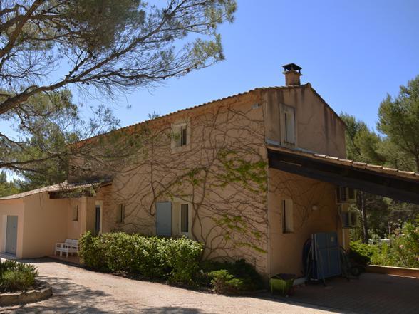 villa te huur in de Provence voor vakantie