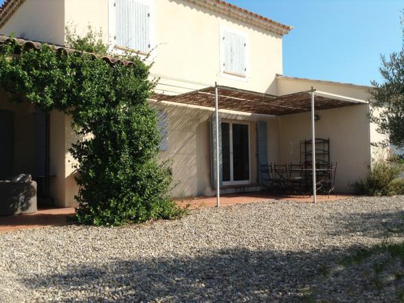 ruime villa te huur in de Luberon