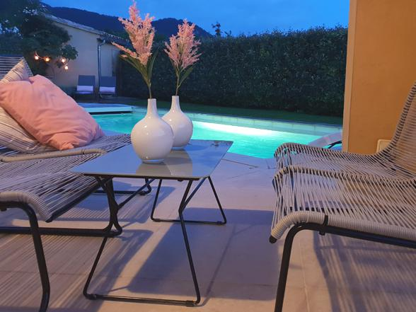 Sporta, Mon Ventoux, huis huren in Malaucène voor 8 personen met verwarmd zwembad