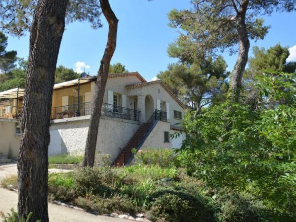vakantiewoning gelegen in Vaison-la-Romaine