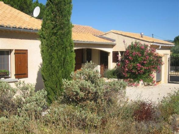 Provençaalse villa in Bédoin
