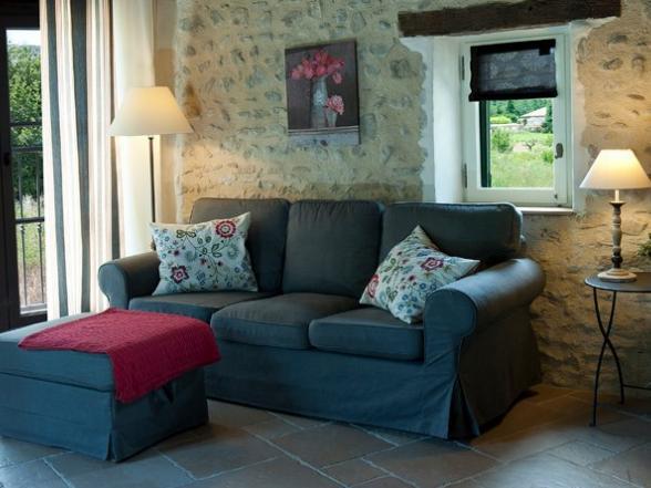 luxe vakantie in de Provence, zuid frankrijk aan de voet van de ventoux