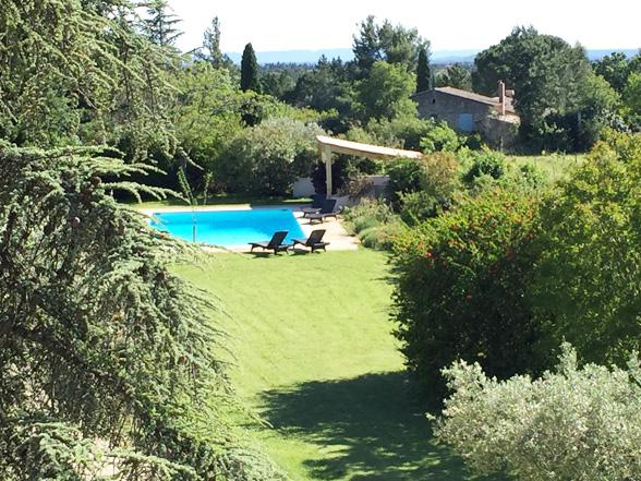vakantie Provence huis huren met privé zwembad