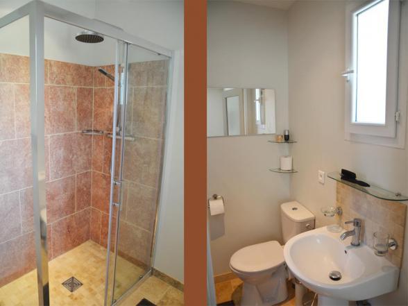 villa met 3 slaapkamers 2 badkamers te huur in Bédoin - Mont Ventoux