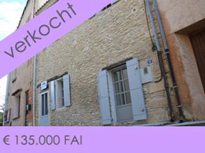 dorpshuis kopen in Zuid-Frankrijk, Provence aan de voet van de Mont Ventoux