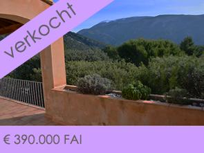 huis kopen met schitterende zicht op de Mont Ventoux, 3 slaapkamers en 2 badkamers