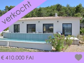 nieuwbouwvilla kopen in Zuid-Frankrijk, Provence