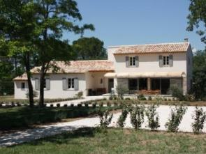 high end villa for rent in the Luberon - Provence