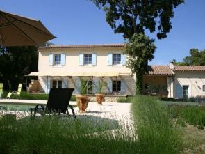 vakantiehuis van Belgen aan de voet van de Mont Ventoux in Mazan / Provence huren