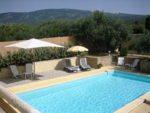vakantievilla in Bédoin huren vlakbij Mont Ventoux in het hart van de Provence
