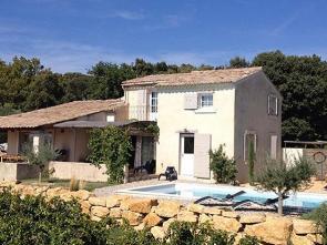 luxe villa te huur in de Provence met privé zwembad en grote Provençaalse tuin