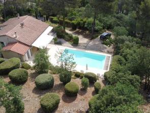 vakantiehuis van Nederlanders huren met uniek zicht op de Mont Ventoux in Vaison-la-Romaine