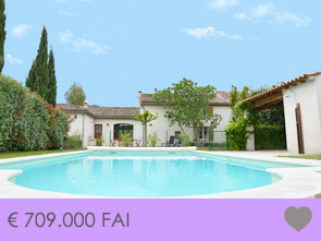 luxe villa kopen in Pernes les Fontaines, Provence, real estate Provence, South of France