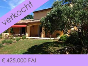 huis kopen in de Provence bij Belgisch / Vlaams immo kantoor
