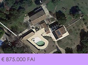 grote villa en oude mas en bouwgrond kopen in Zuid-Frankrijk