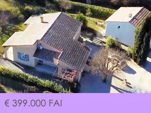 aankoop vastgoed in de Provence, regio Mont Ventoux in Zuid-Frankrijk, villa kopen tussen de wijngaarden