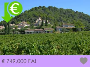 chambre d'hôtes, gîtes kopen in Zuid-Frankrijk, Provence aan de Mont Ventoux