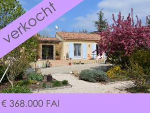 moderne villa kopen in de Provence met zwembad en mooie tuin