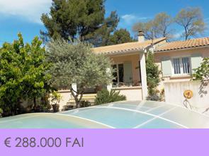 huis met zwembad en bijgebouw kopen in de Provence, Zuid-Frankrijk