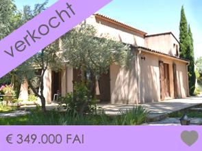 huis kopen in de Provence met zwembad aan de voet van de Mont Ventoux, Zuid-Frankrijk