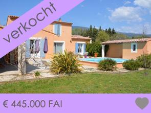 huis kopen in de Provence bij Belgisch / Vlaams immo kantoor makelaar