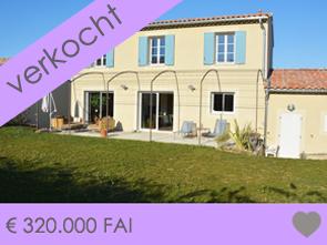moderne villa kopen met zicht op wijngaarden in Zuid-Frankrijk, Provence, Mont Ventoux