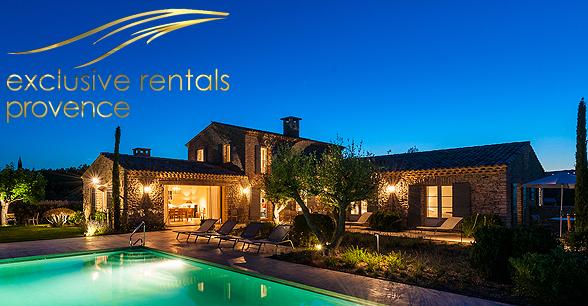 Exclusive Rentals Provence - huur een topvilla in de Provence