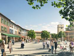 shopping center village de marques outlet salon de provence miramas vakantiewoningen huren ventoux
