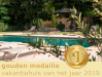 vakantievilla voor 12 personen huren met privé zwembad in de Provence aan de voet van de Ventoux