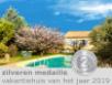 vakantiewoning met privé zwembad voor 4 personen te huur in Crillon le Brave